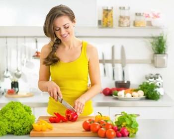 gesund durch gesunde Nahrung